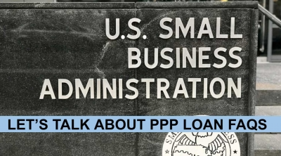 Thumb - Let's Talk about PPP Loans FAQs