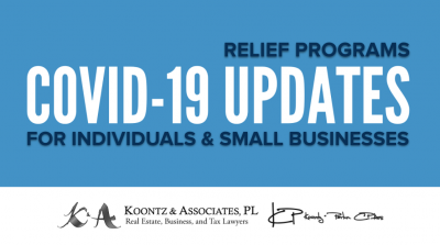 Thumb - COVID-19 Updates for Individuals & Small Businesses