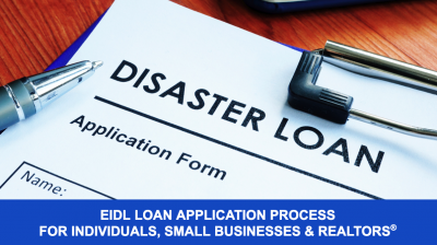 Thumb - EIDL Loan Application Process for Individuals, Small Businesses and Realtors®